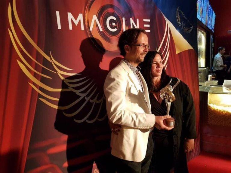 Imagine Filmfestival München mit Thomas Schmezler und Andrea Kalff