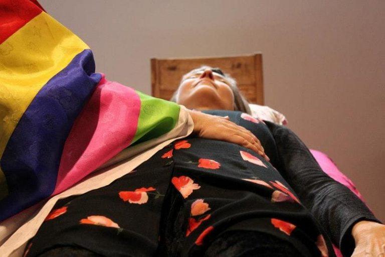 Behandlung Schamanin Andrea Kalff