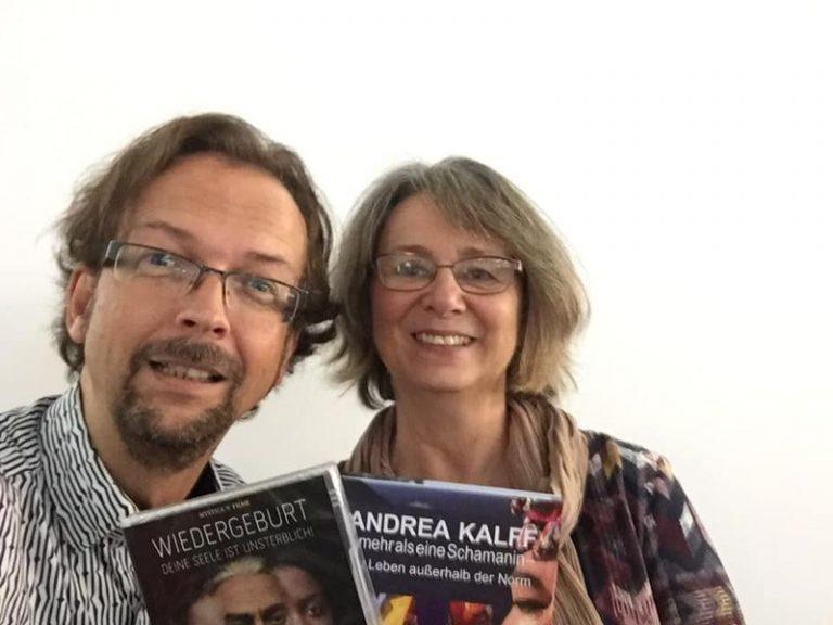 Buch und Film Andrea Kalff mit Thomas Schmelzer und Cornelia Linder