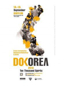 Dokorea Kim Keum Hwa Andrea Kalff Ten Thousand Spirits