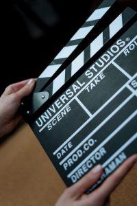 Film Cut Universal Studios