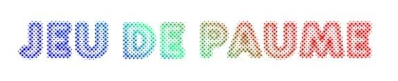 Logo Jeu de Paume