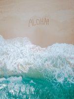 Aloha Hawaii Wellen Strand und Meer, Seminare Andrea Kalff