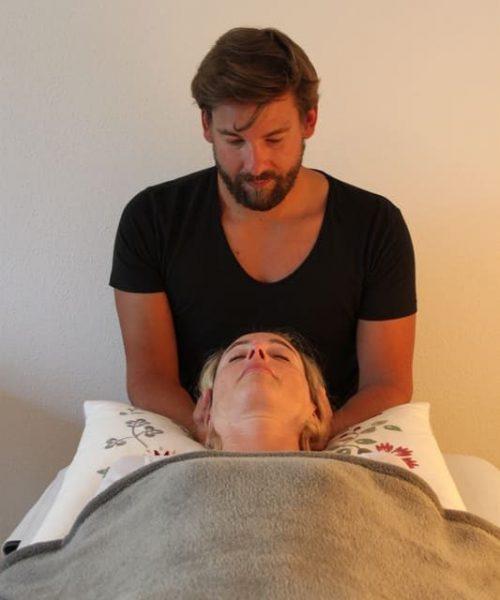 Behandlung Physiotherapie Felix Korherr