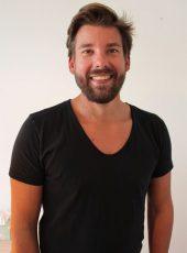 Physiotherapeut Felix Korherr Portrait