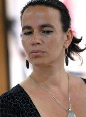 Schamanin Andrea Kalff Portrait